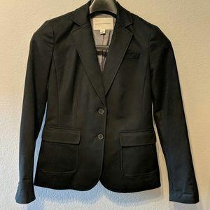 Banana Republic Women's Black Suit Jacket Sz2
